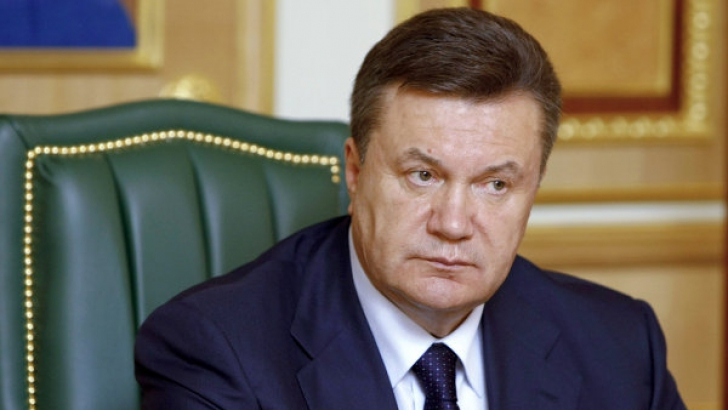 Preşedintele Ucrainei, Viktor Ianukovici, a demisionat din funcţie