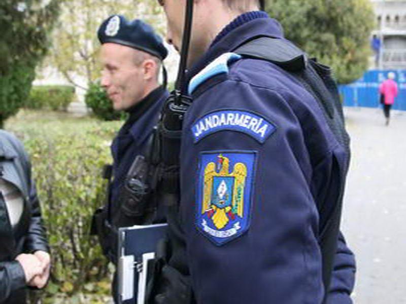 Jandarmiii şi poliţiştii mureşeni vor asigura ordinea şi siguranţa publică în 10 martie