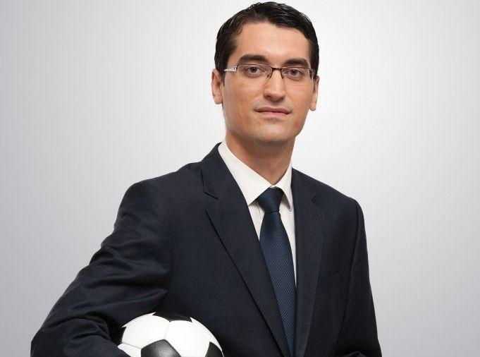 Răzvan Burleanu este noul preşedinte al Federaţiei Române de Fotbal
