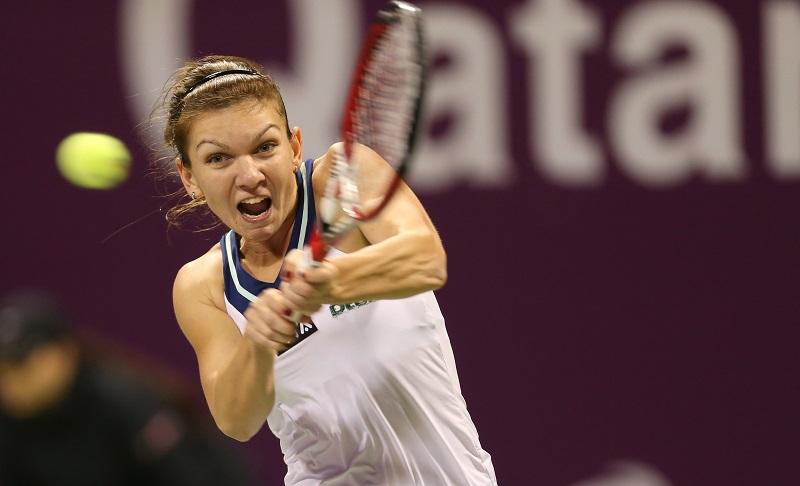 Simona Halep s-a calificat în turul 3 la Indian Wells