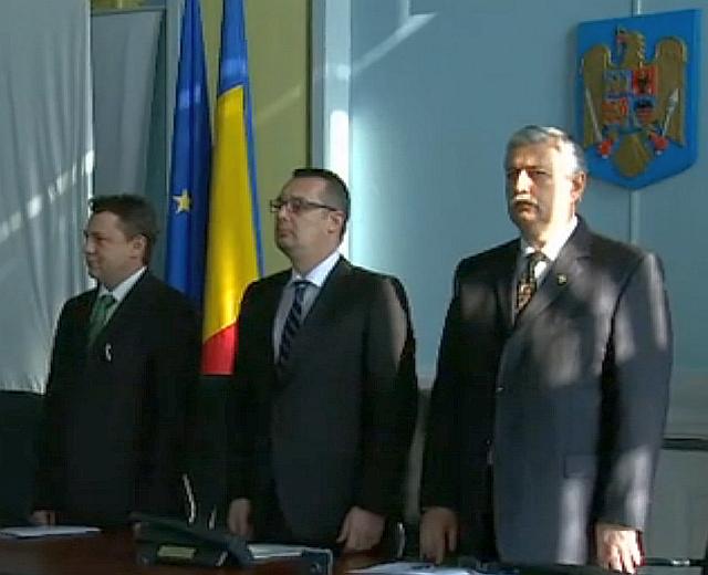 Romer Ambrus este oficial noul prefect al jud. Brașov