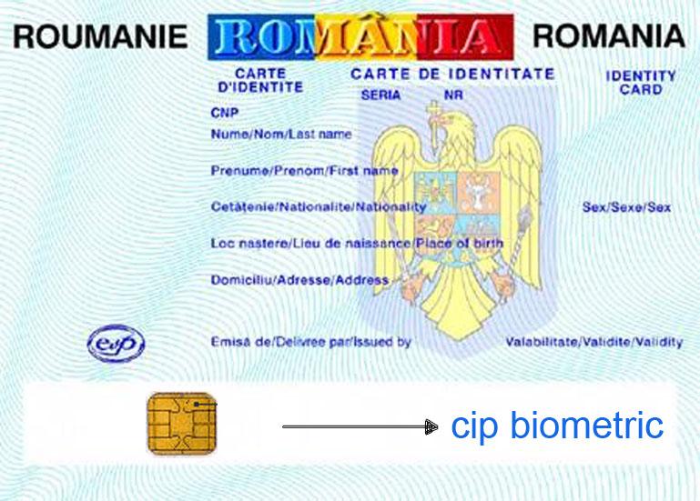 De la 1 aprilie, Serviciile de Evidenţa Populaţiei vor începe să elibereze noile cărţi de identitate biometrice