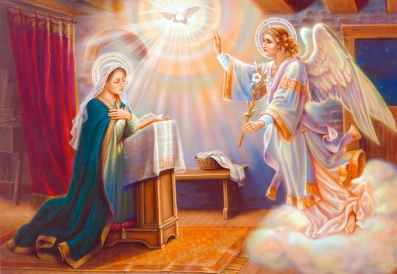 Astăzi este sărbătoarea Buneivestiri