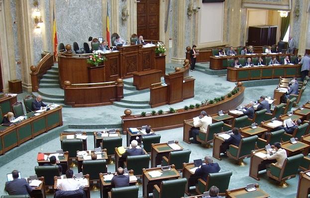 Senatorii vor lucra în teritoriu în perioada 28 aprilie – 26 mai