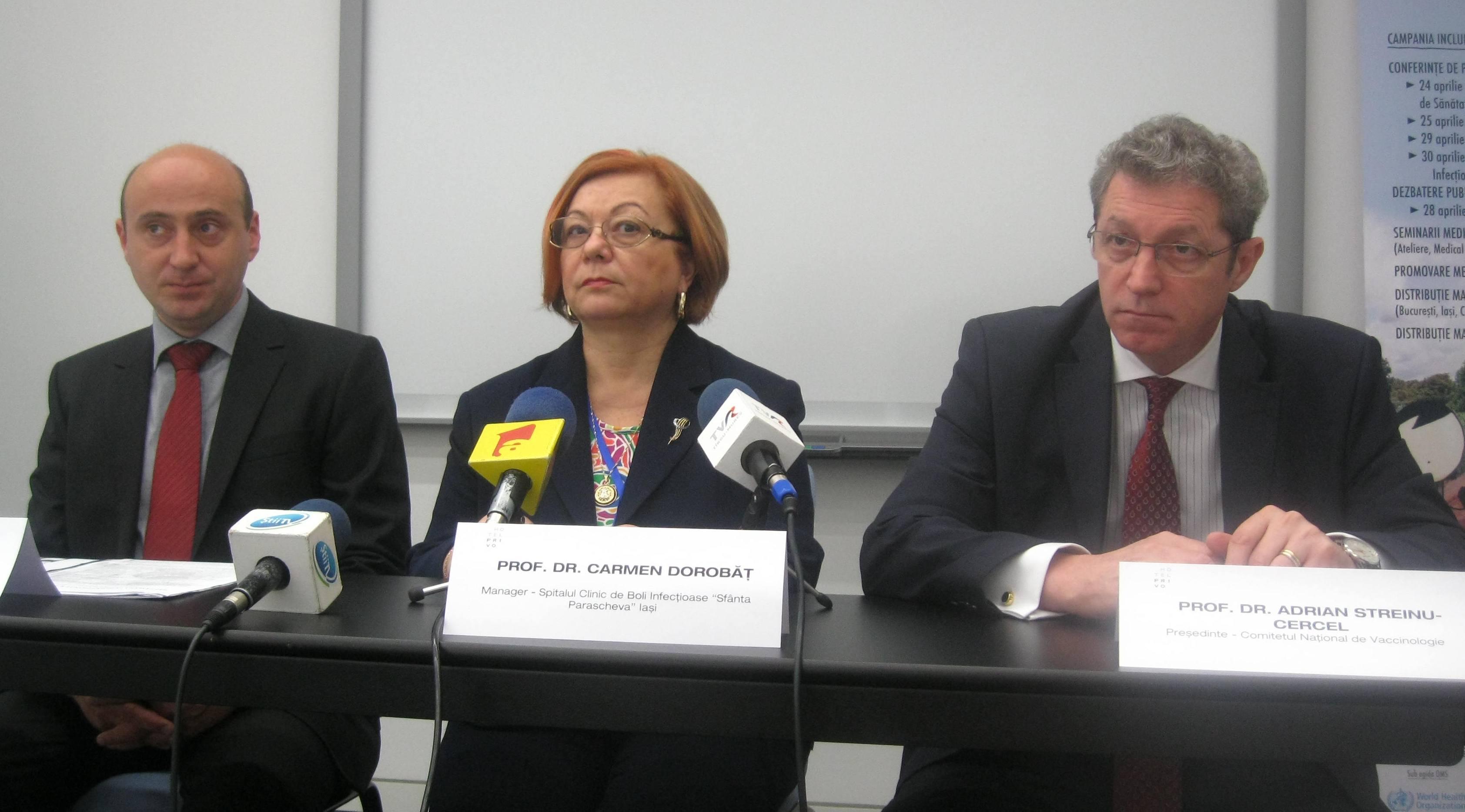 Românii evită în ultima perioadă să-şi vaccineze copiii