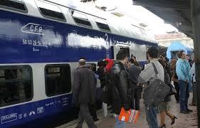 Românii preferă tot mai mult trenul