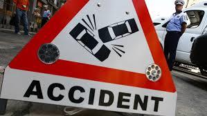 Trei persoane au fost rănite, în această dimineaţă, în urma unui accident rutier produs pe DN73 A, între localităţile Râşnov şi Zărneşti