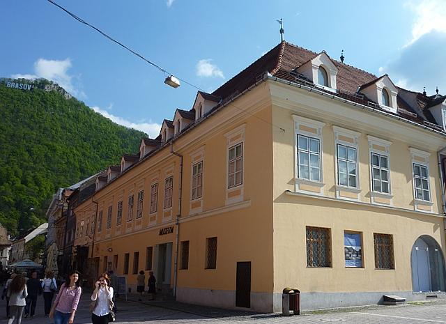 Noaptea Muzeelor şi la Brașov
