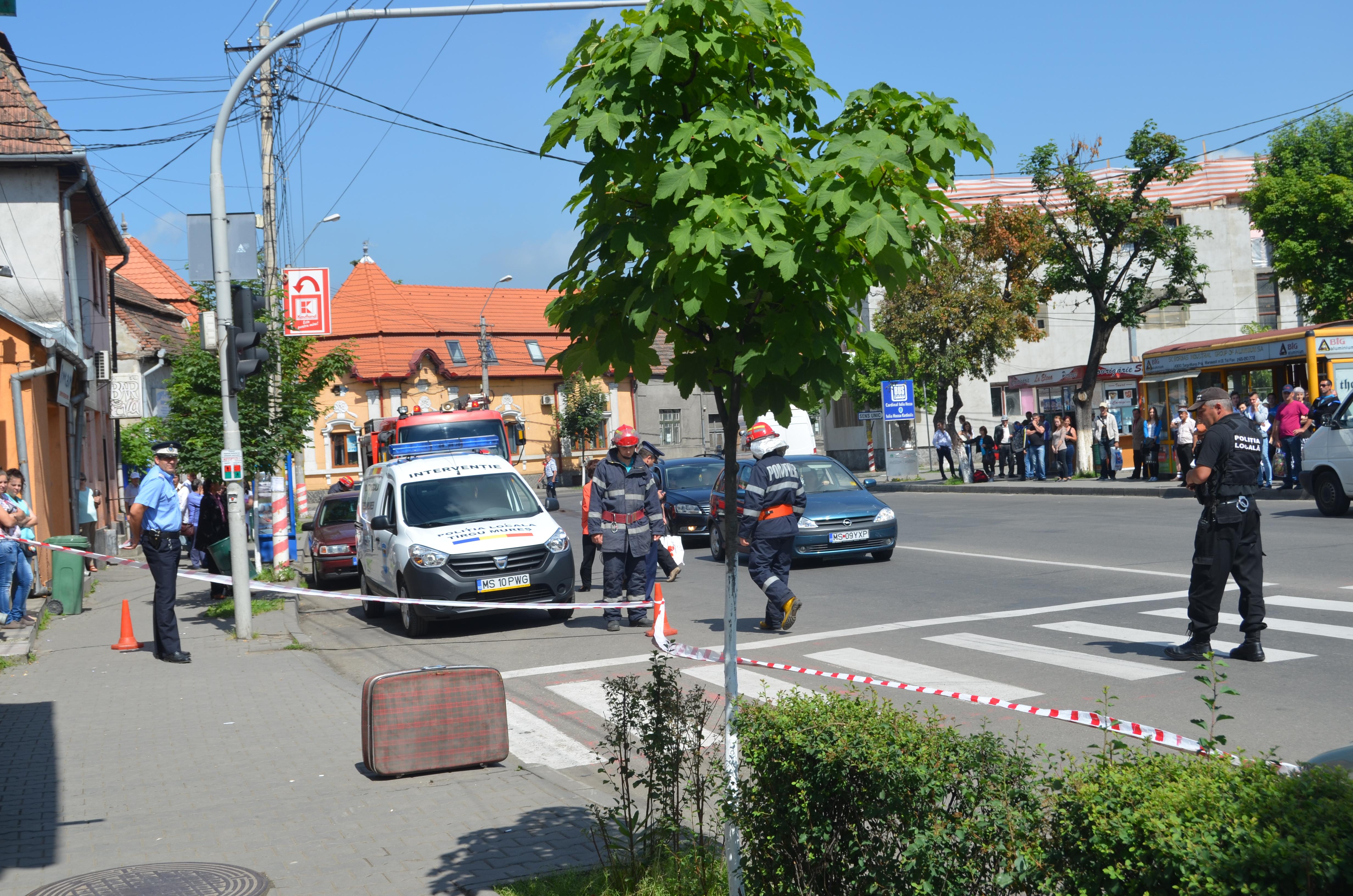 Pachet suspect în Panov!