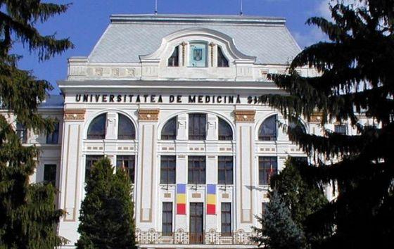 În premieră, înscrierea la UMF Tîrgu-Mureş se va face, anul acesta, on-line