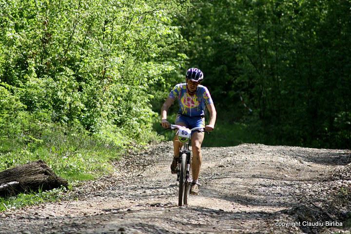 La Brașov are loc Concursul de ciclism Cross-country Triata MTB