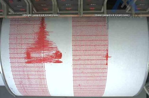 Un cutremur de 2.6 grade  pe scara Richter s-a produs, azi noapte, la ora 23:41, în zona seismica Vrancea, judetul Buzău