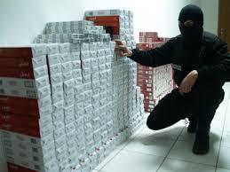 Grupare de contrabandă cu ţigări destructurată în Covasna