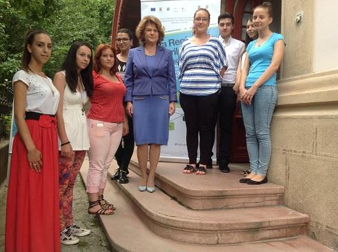 Tinerii din județele Brașov, Covasna și Harghita au la dispoziție servicii de ocupare și formare profesională