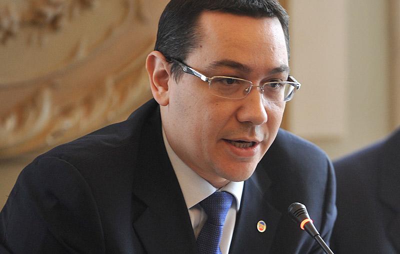 O nouă întâlnire Ponta -oameni de afaceri pe tema reducerii CAS