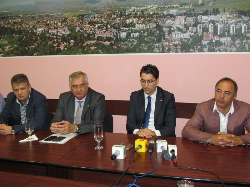 Centru de excelenţă în fotbal la Târgu Mureş