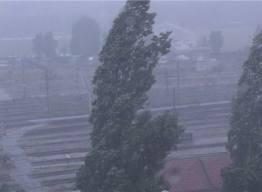 Avertizare de furtuni în Ungaria