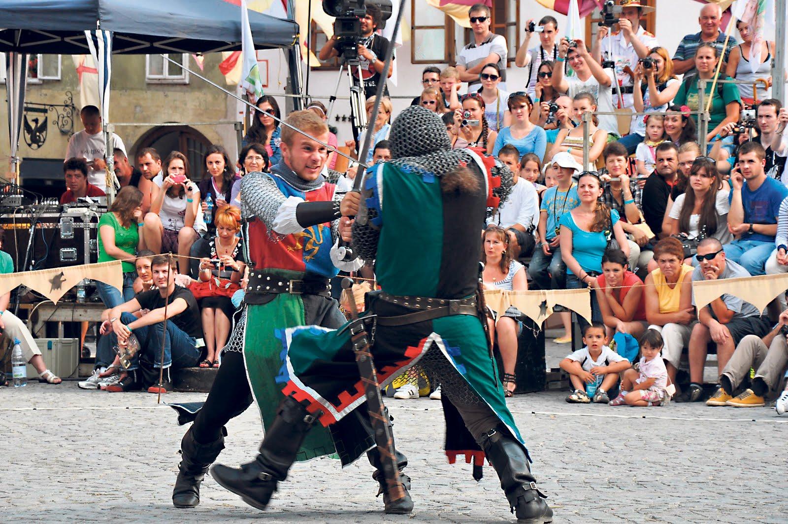 A căzut cortina peste cea de-a XXII-a ediţie a Festivalului Sighişoara Medievală
