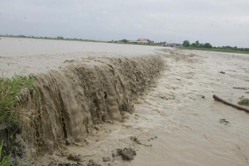 Hidrologii au actualizat, azi, avertizarea de Cod galben pentru 16 bazine hidrografice din sud-vestul României