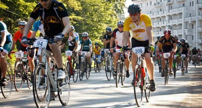 Deschiderea oficială a Turului ciclist al Ţinutului Secuiesc a avut loc aseară la Miercurea Ciuc