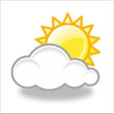 Vremea va fi în general frumoasă şi mai caldă faţă de ziua precedentă