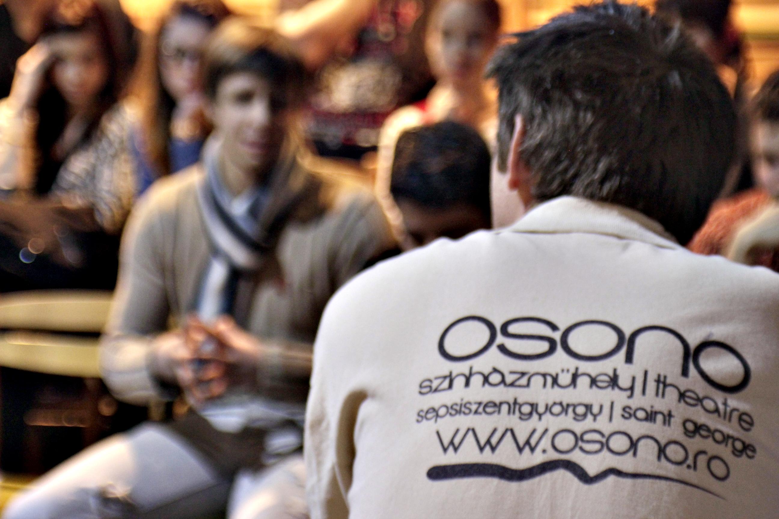 Teatrul independent Osono din Sfântu Gheorghe a realizat o coproducţie  cu o trupă de teatru marocană