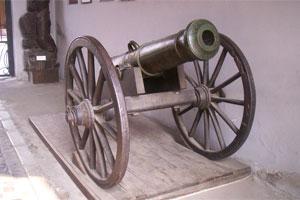 Singurul tun din cele 64 turnate de revoluţionarul paşoptist Gabor Aron, care s-a mai păstrat până în ziua de azi, va rămâne în custodia Muzeului Naţional Secuiesc din Sfântu Gheorghe