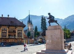 În Șcheii Brașovului va fi ridicat un Monument al Imnului de Stat