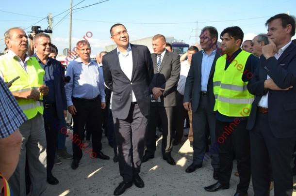 Drumurile Sărățel-Reghin și Reghin-Tîrgu-Mureș au fost inaugurate astăzi