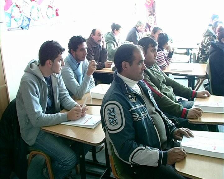 Locuri de muncă pentru romii din Mureş