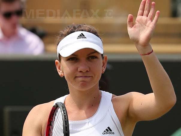 Simona Halep , în optimile de finală ale turneului de la Beijing