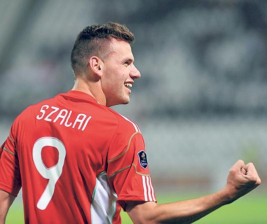 Adam Szalai revine în naţionala Ungariei şi va juca la Bucureşti