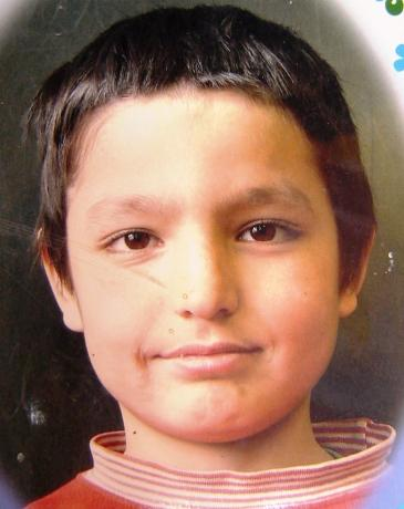 Copil dispărut în Sighişoara
