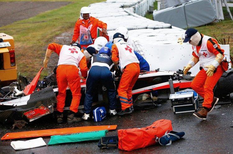 FIA a dechis o anchetă după accidentul francezului Jules Bianchi