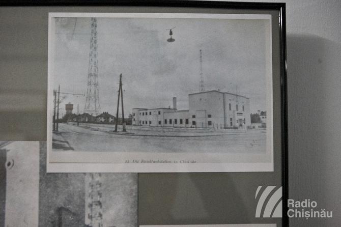 Se împlinesc astăzi 75 de ani de la lansarea Radio Basarabia, cunoscut în prezent ca Radio Chişinău