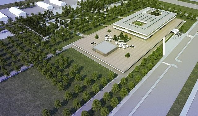 Centru de afaceri modern la Braşov