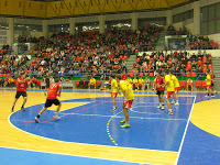 Vineri, meci dificil pentru H.C. Sibiu