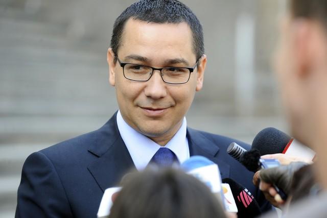 Premierul Victor Ponta va prelua interimatul la Ministerul Culturii