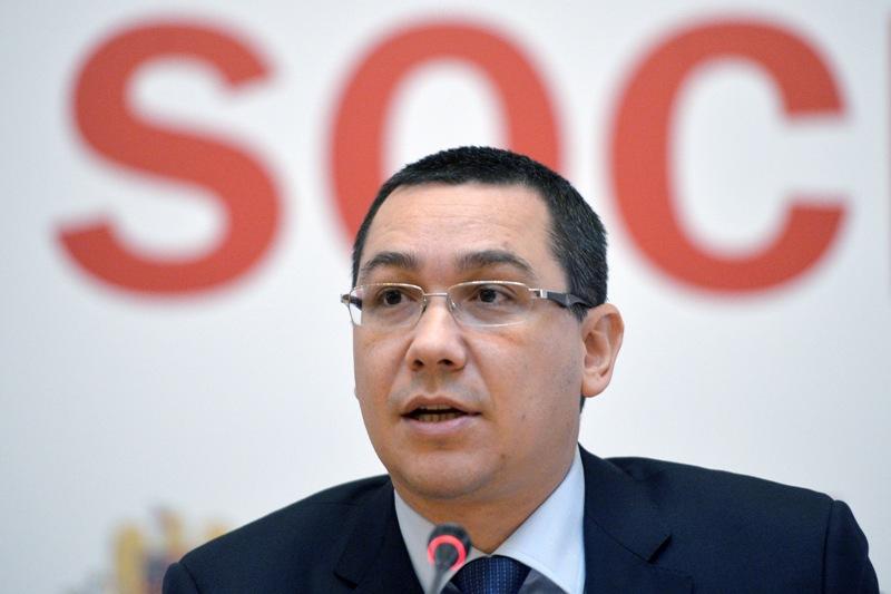 Ponta cere diplomaţilor acreditaţi la Bucureşti să sprijine CSM după declaraţiile lui Băsescu de ieri