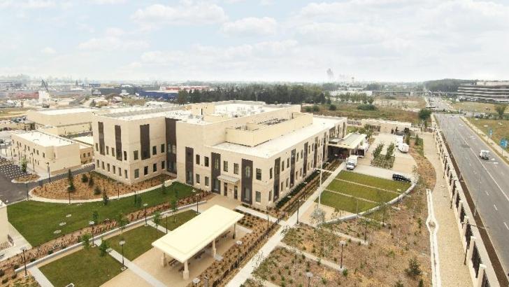 Ambasada SUA va fi închisă luni, 13 octombrie