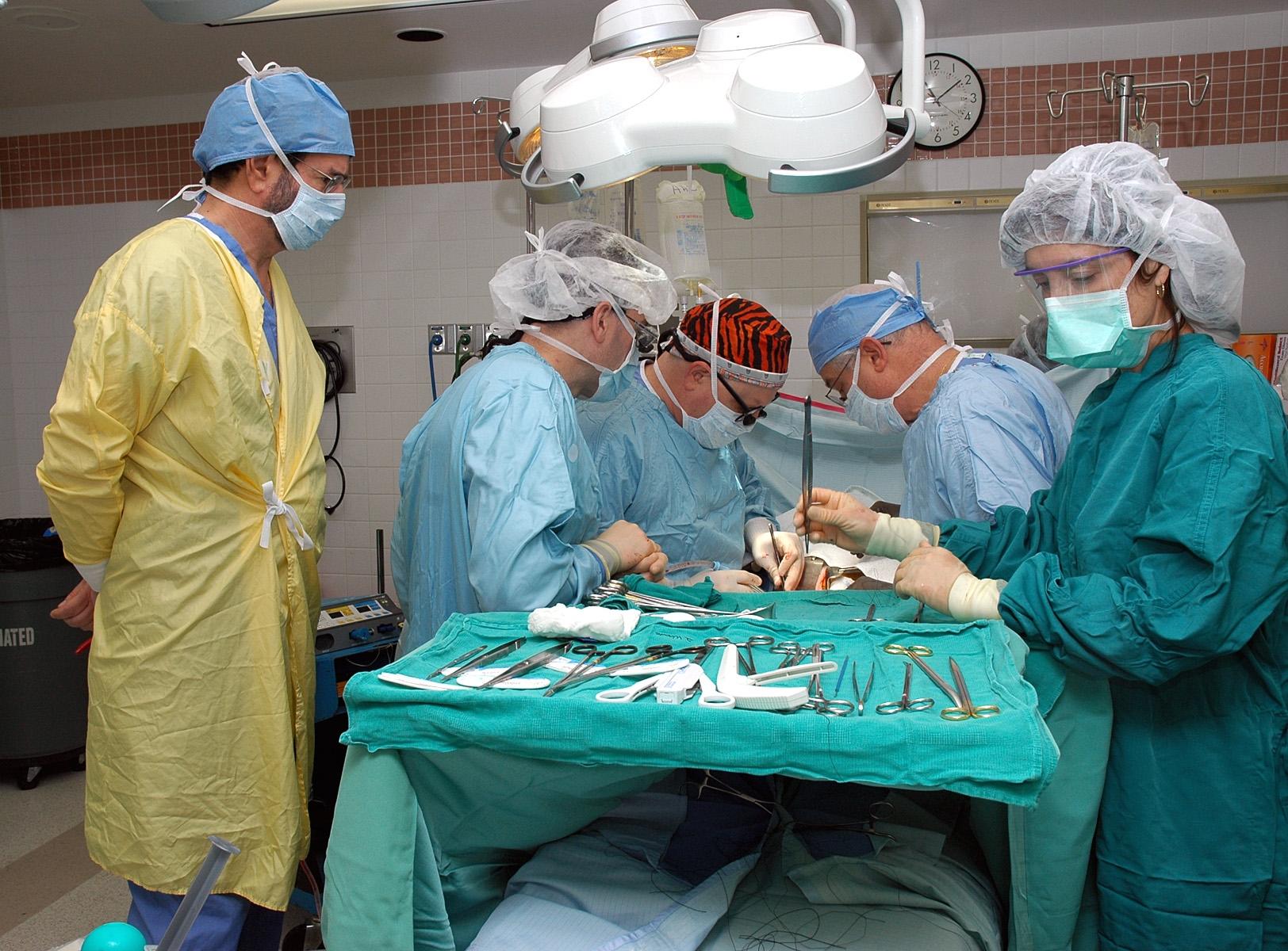 România este pe primul loc în Europa privind creşterea procedurilor de transplant