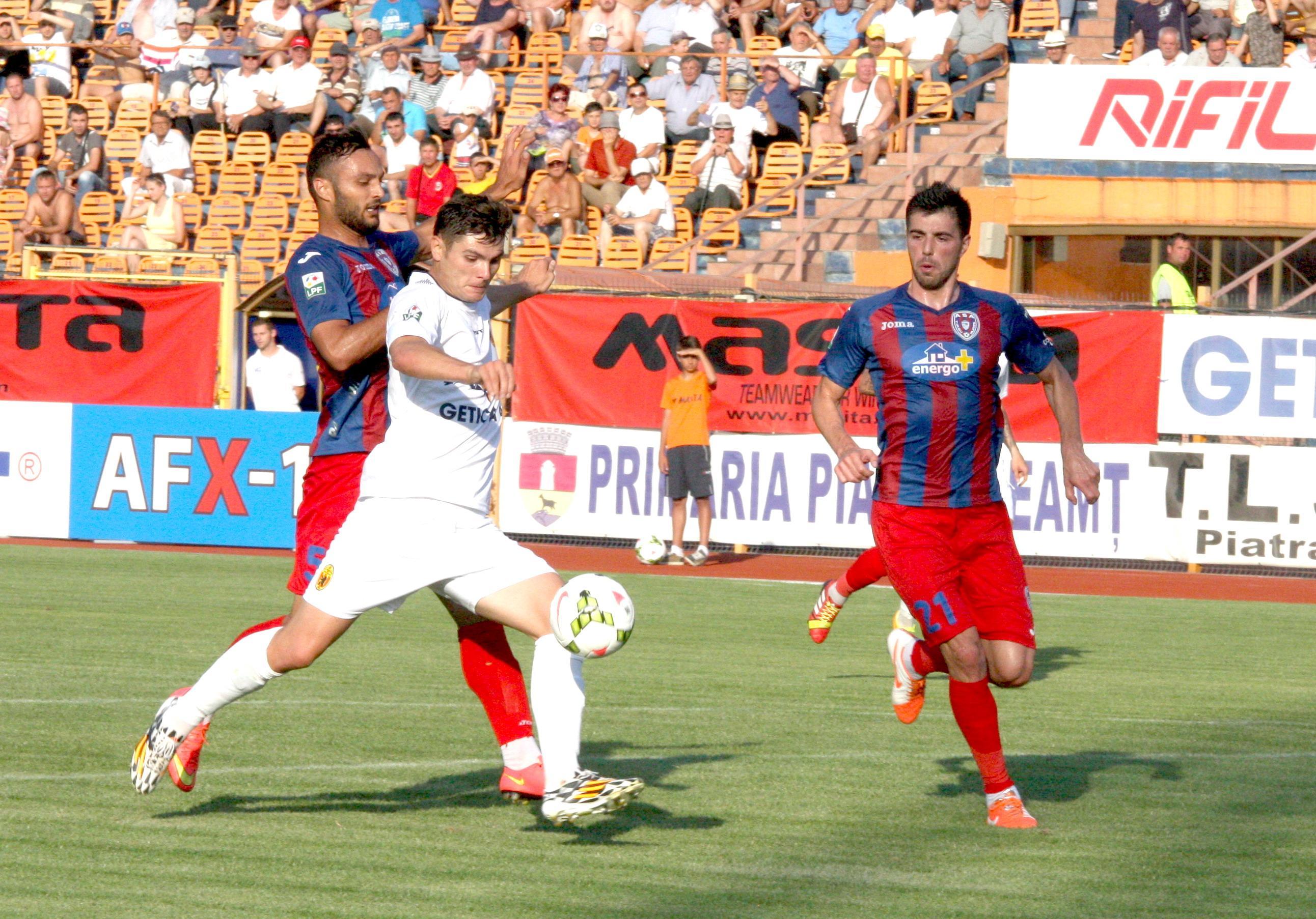 Meciul de Cupă ASA-Ceahlăul se va juca la 29 octombrie, la Tg.Mureş