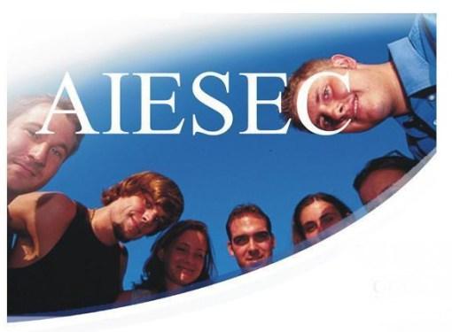 AIESEC Tîrgu-Mureș recrutează studenţi interesați în dezvoltarea personală și profesională