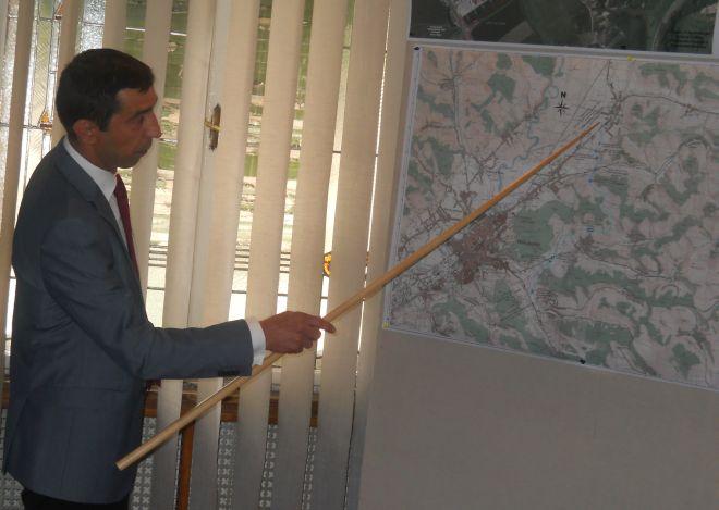 Abia săptămâna viitoare începe construirea centurii Tîrgu-Mureşului