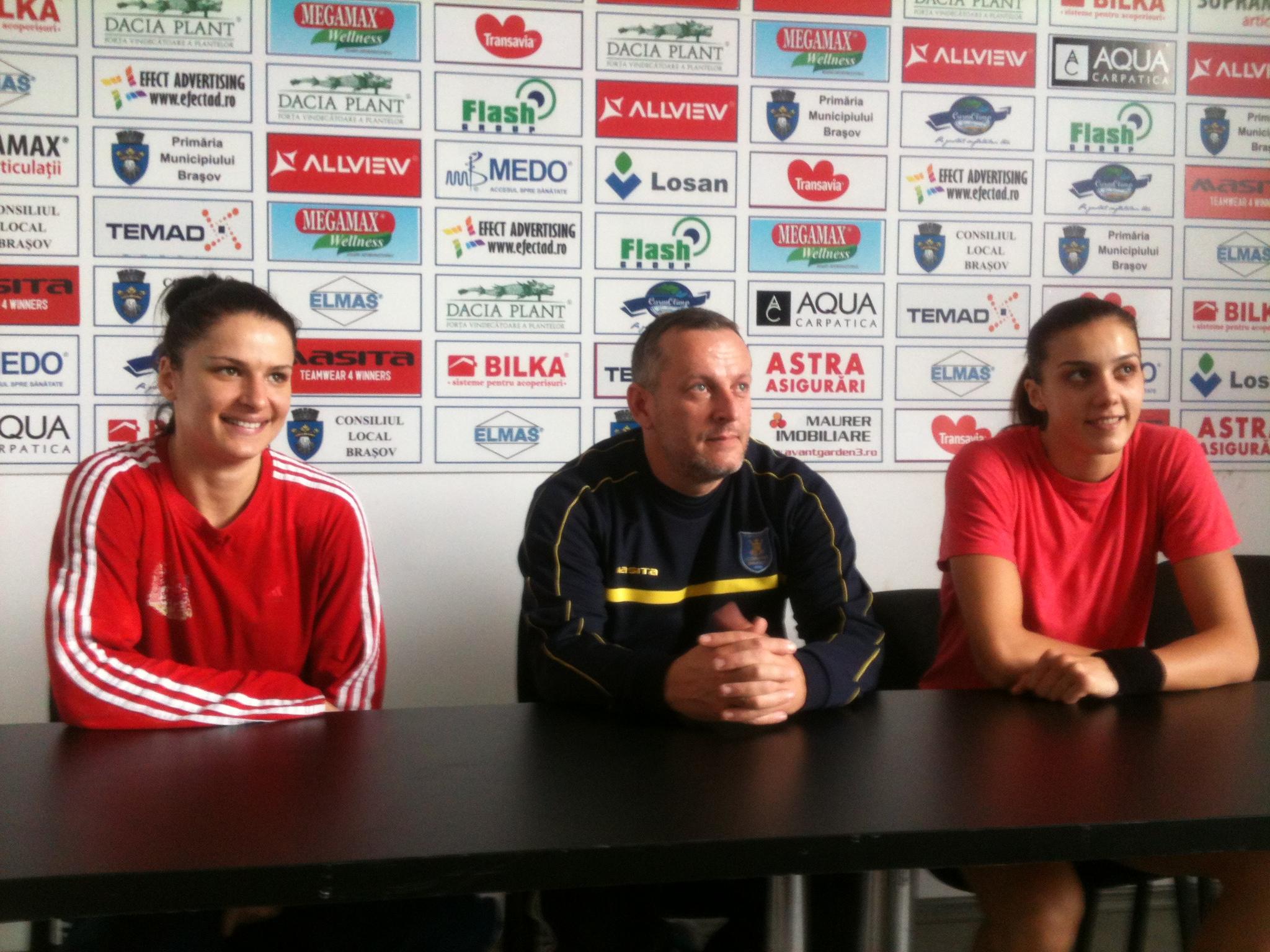 Un meci pentru podium : Corona Brașov – Dunărea Brăila