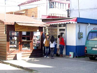 Amenzi pentru comercianții din școlile din Tîrgu-Mureș