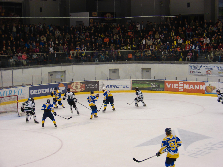 Corona Braşov Wolves a părăsit Cupa Continentală