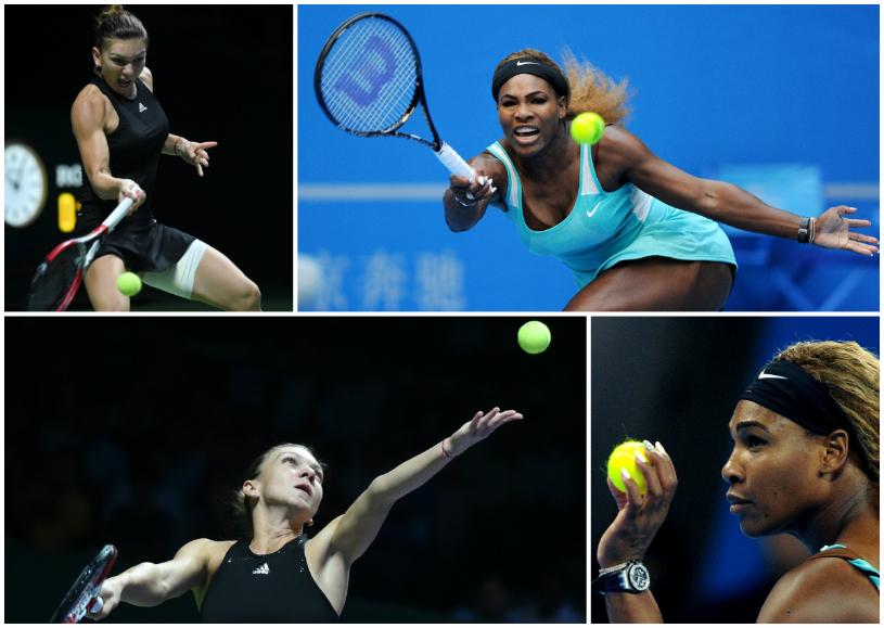 """""""Simona este una din puţinele jucătoare care încă mai joacă tenis cu plăcere"""""""