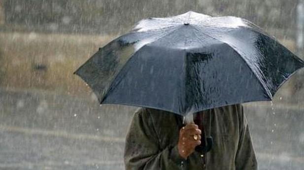Codul galben de ploi a fost restrâns la 11 judeţe