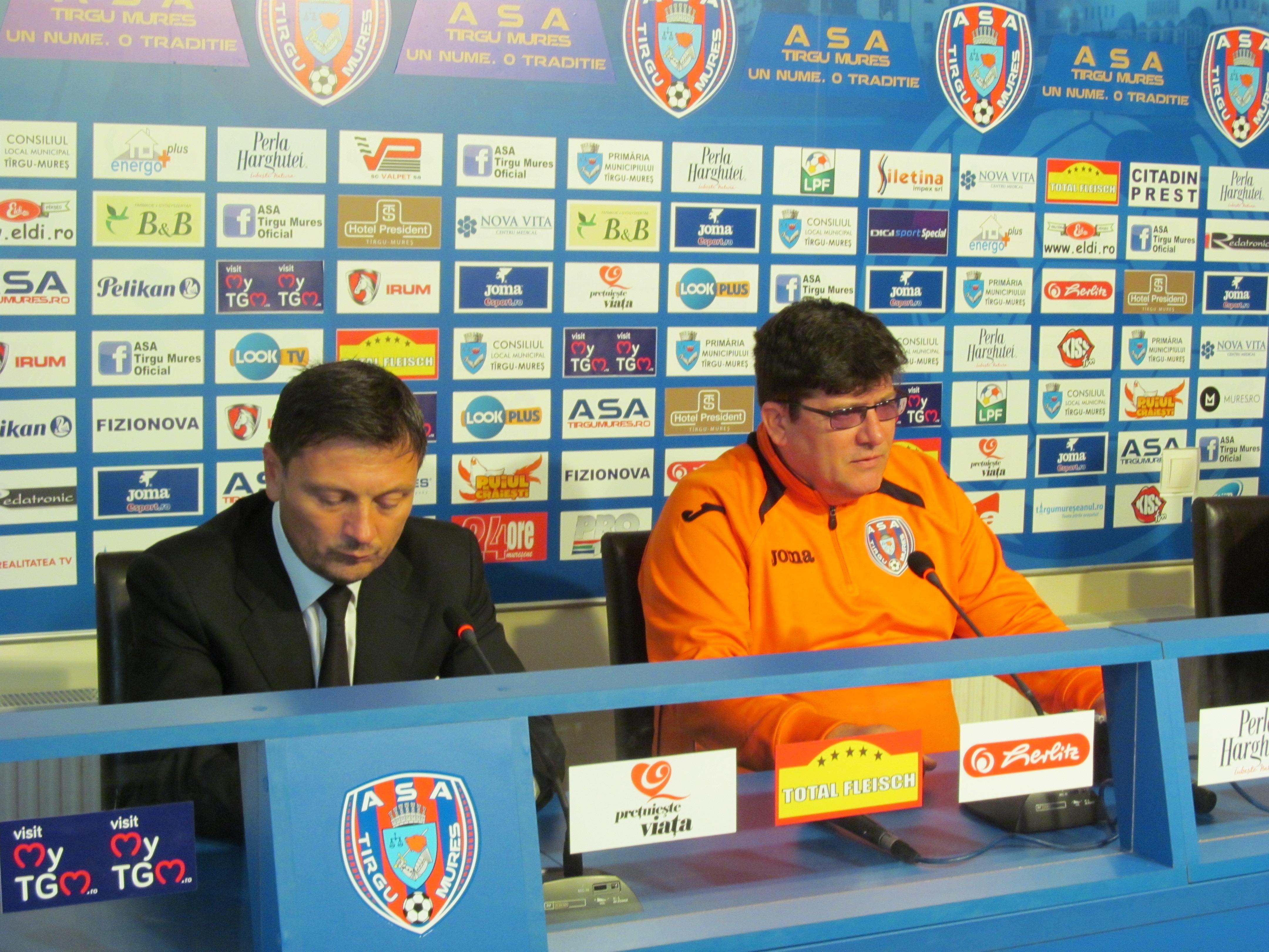 ASA vizează victoria în meciul cu Steaua